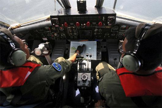 Thiết bị định vị khẩn cấp của máy bay