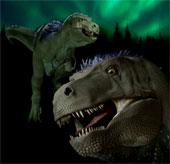 """Khủng long Tyrannosaurus rex có """"anh em họ"""" bé nhỏ"""