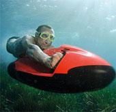 Sản xuất cano lặn dưới nước