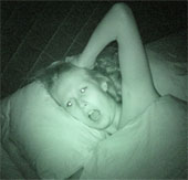 """Hội chứng """"giấc ngủ kinh hoàng"""" khiến con người mê sảng"""