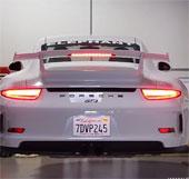 Video: Công nghệ đánh lái bằng bánh sau của Porsche