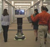 Robot thông minh thay người đi họp
