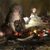 Phát hiện mới về sự tuyệt chủng của người Neanderthal