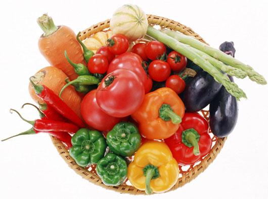 Những điều cần biết về rau củ quả tươi