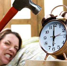 Mất ngủ dẫn đến mất các tế bào não ở người