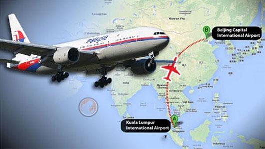 Máy bay chở khách chuyển hướng bay như thế nào