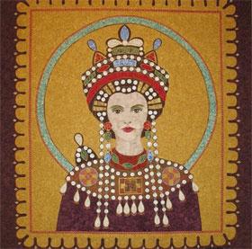 """Chuyện về người vũ nữ trở thành hoàng hậu """"thống trị"""" La Mã"""