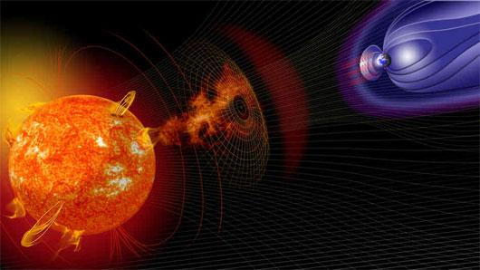 Giải mã bí mật đằng sau siêu bão mặt trời