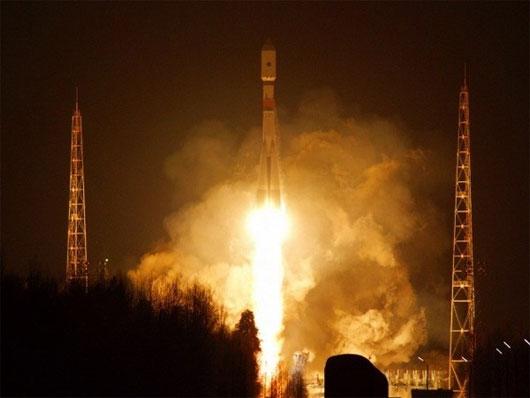 Nga phóng tên lửa Soyuz mang vệ tinh Glonass-M