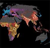 8 bản đồ thổi bay suy nghĩ của bạn về lục địa đen