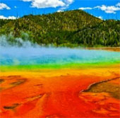 Siêu núi lửa Yellowstone đang giẫy chết?