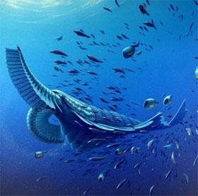 Phát hiện hóa thạch cá voi cổ đại với hình dáng kỳ lạ