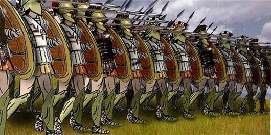 Đội quân Hoplite