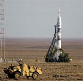 Tàu vũ trụ Soyuz đã không lắp ráp được với ISS