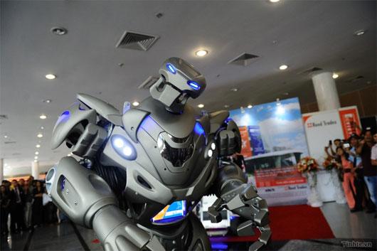 47% nhân viên hiện nay tại Mỹ sẽ được thay thế bằng robot?47% nhân viên hiện nay tại Mỹ sẽ được thay thế bằng robot?