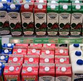 Tại sao sữa được chứa trong hộp giấy chữ nhật?