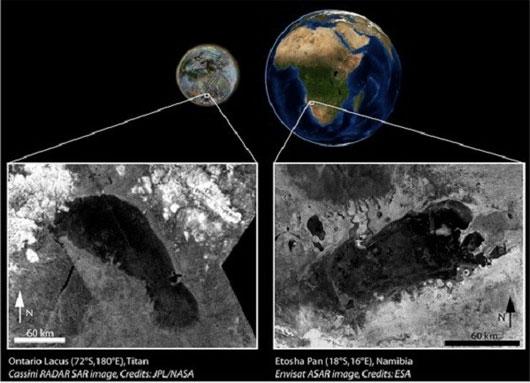 """4 địa điểm """"ngoài hành tinh"""" nổi tiếng trên Trái đất"""