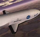 """UAV bí ẩn X-37B phá kỷ lục """"sống"""" trong không gian"""