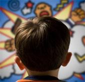 Xem hoạt hình nhiều khiến trẻ nhận thức lệch lạc