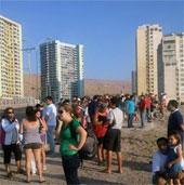 Động đất 8 độ Richter ở Chile, có cảnh báo sóng thần