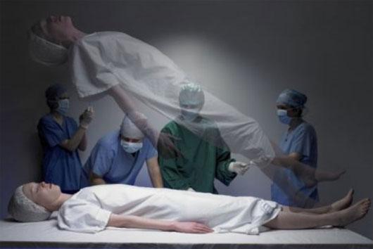 Thấy gì ở khoảnh khắc cận kề cái chết?