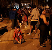 Động đất mạnh 8,2 độ richter ở chile: Sóng thần đe doạ nhiều nước