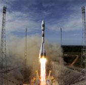 Phóng thành công vệ tinh Sentinel-1A bằng tên lửa Soyuz