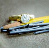Quy trình biến đổi cấu trúc than chì thành cấu trúc giống kim cương