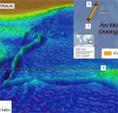Công nghệ lập bản đồ đáy biển để tìm máy bay mất tích