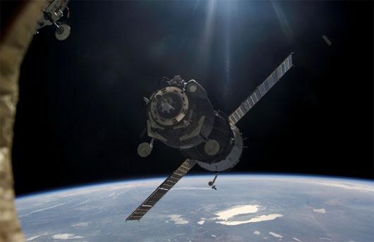 Tàu vũ trụ Tiến bộ M-23M lắp ghép thành công với ISS