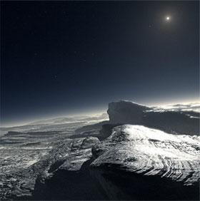 Biển sâu có thể được tìm thấy trên Sao Diêm Vương