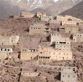 Giải mã nguồn gốc đống đá cuội khổng lồ ở Maroc