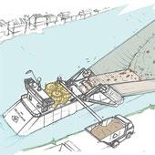 James Dyson và ý tưởng máy hút chân không khổng lồ giúp làm sạch sông