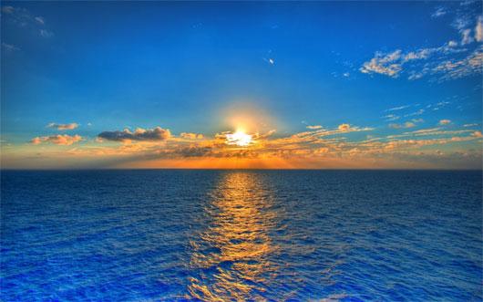 Đại dương có tuổi vào khoảng hơn 500 triệu năm.
