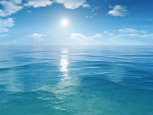 Độ mặn của nước biển có thể được tăng lên hoặc giảm đi phụ thuộc vào nhiệt độ mặt biển