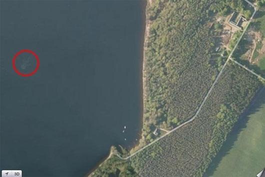 """Quái vật hồ Loch Ness trở lại sau 18 tháng """"mất tích""""?"""