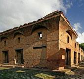 """Cảng La Mã cổ đại Ostia từng lớn hơn """"thánh địa"""" Pompeii"""