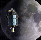 Tàu LADEE đã va chạm với Mặt Trăng