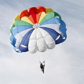 """Các kiểu """"bay lên trời"""" bằng không khí mà con người nghĩ ra"""