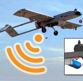 Tích hợp trạm phát wifi trên máy bay để hỗ trợ quân đội