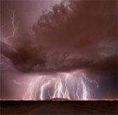 Ấn tượng về bão qua ống kính của Mike Olbinski