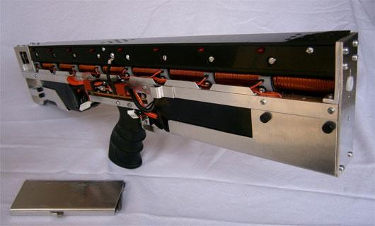 Súng Gauss được chế tạo bằng công nghệ in 3D