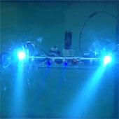 Máy dò tìm vật liệu gây nổ dưới biển