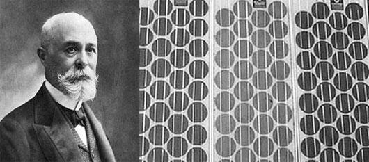 Nhìn lại chặng đường phát triển 140 năm của pin năng lượng Mặt Trời