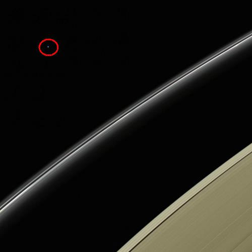 Hình ảnh đầu tiên của Thiên Vương tinh