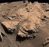 Curiosity sắp khoan mũi thứ ba trên sao Hỏa