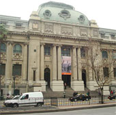 Thư viện quốc gia Chile - Thư viện lớn nhất Mỹ La tinh