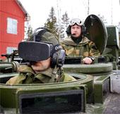 Quân đội Na Uy trang bị kính thực tế ảo Oculus Rift