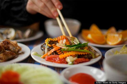 """Báo Tây: """"Đồ ăn Việt Nam rất có lợi cho sức khỏe!"""""""