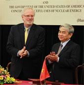 Việt Nam – Hoa Kỳ ký chính thức hiệp định hợp tác hạt nhân